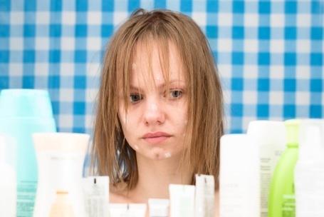 ニキビ治す 化粧水